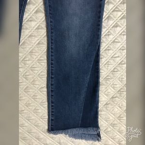 RACHEL Rachel Roy Jeans - Rachel Roy Crop High Rise Skinny Jeans- ChicEwe